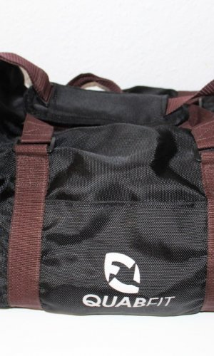 Sports Bag black-bronze-colored