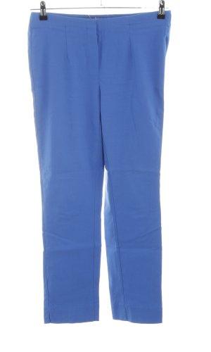 Stehmann Pantalón elástico azul estilo «business»