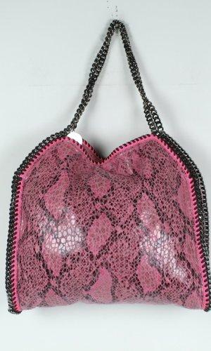 Stella McCartney Falabella Bag Small Snakeskin pink (19/09/261)