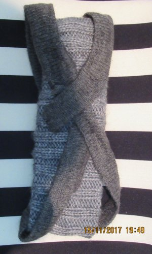 Earmuff light grey-grey