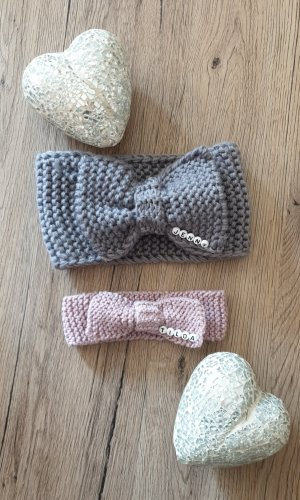 Earmuff rose-gold-coloured-grey