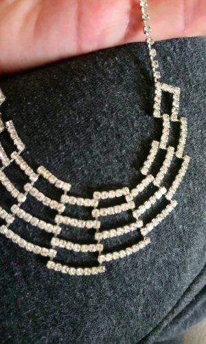 Strass Collier , hochwertige Modeschmuck
