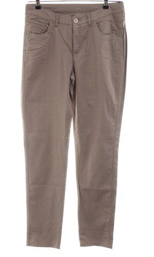 Street One Pantalón elástico marrón look casual