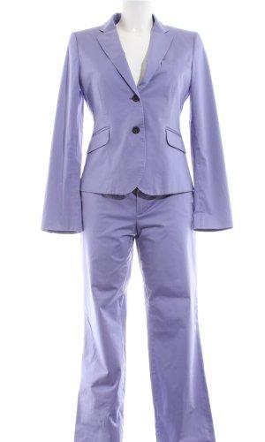 Strenesse Gabriele Strehle Traje de pantalón lila estilo «business»