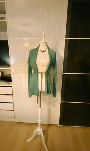 Esprit Knitted Cardigan green-grass green