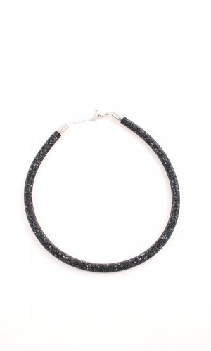 Swarovski Necklace black elegant