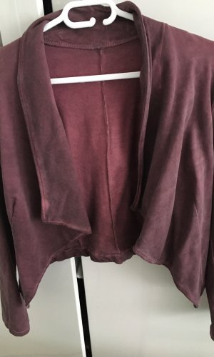 Sweat Jacke von Made in italy