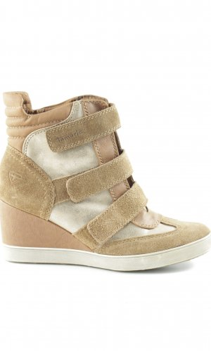 Tamaris Wedge Sneaker mehrfarbig Casual-Look
