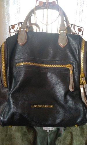 Liebeskind Carry Bag black-black brown