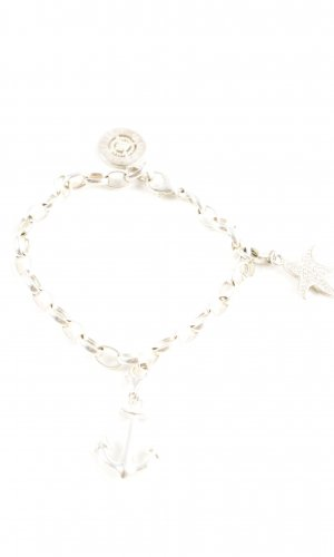 Thomas Sabo Charm Bracelet silver-colored casual look