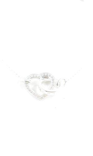 Thomas Sabo Brazalete de plata color plata estilo romántico