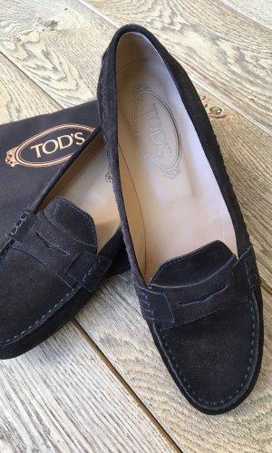 Tod's Moccasins dark brown