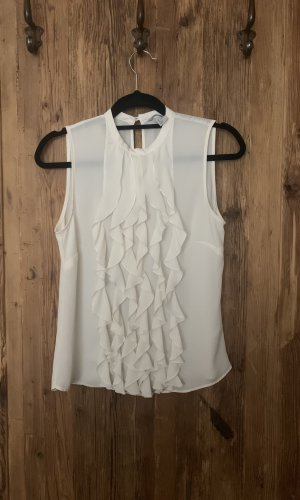 H&M Waterval shirt wolwit-wit