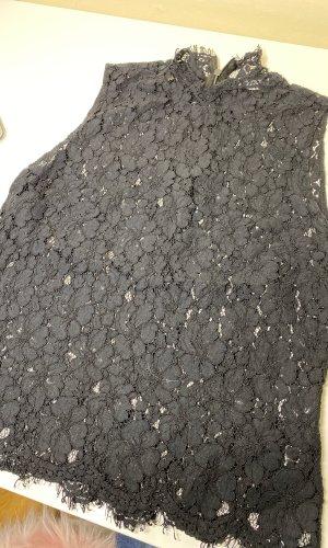 Ivy & Oak Kanten topje zwart