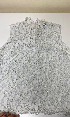 Ivy & Oak Kanten topje wit