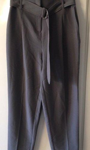 Topshop Culottes grey violet-grey