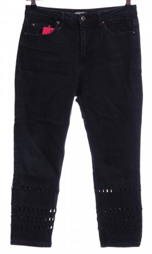 Topshop High Waist Jeans black casual look