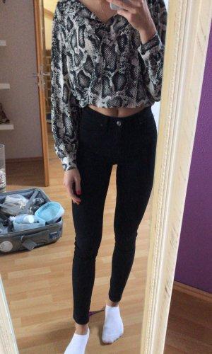 Topshop Skinny Jeans black