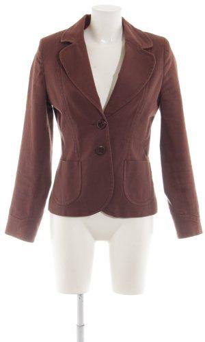 Topshop Short Jacket brown casual look