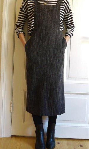 Topshop Midi Dress anthracite