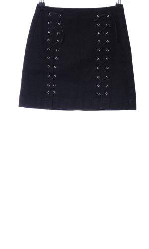 Topshop Miniskirt black street-fashion look