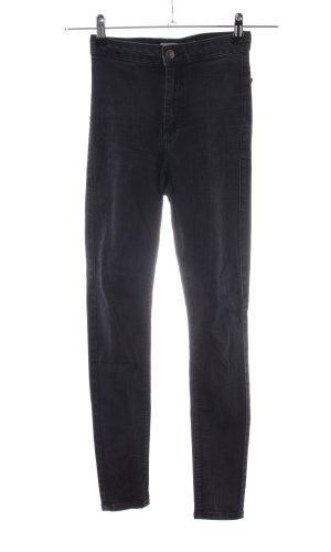 Topshop Skinny Jeans black casual look
