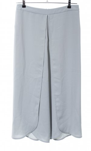Topshop Jersey Pants light grey casual look