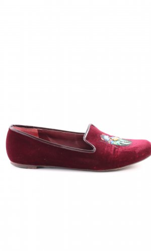 Tory Burch Moccasins red casual look