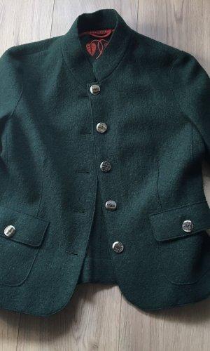 Reitmayer Wollen blazer bos Groen