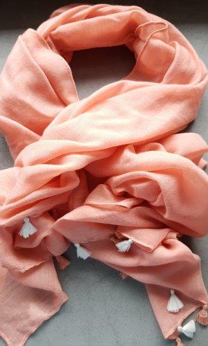 Tuch/Schal Orange