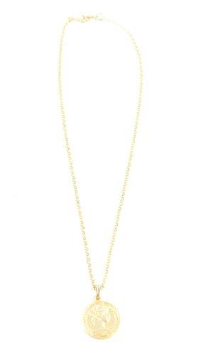 Collar color oro estilo «business»