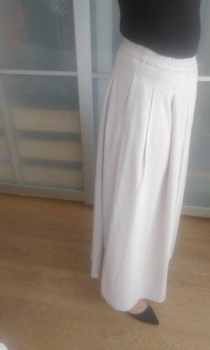 Uniqlo Jupes-culottes beige clair