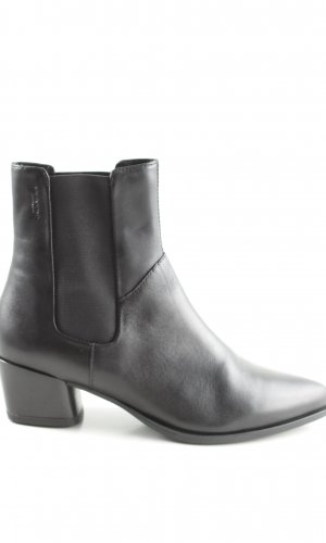 Vagabond Ankle Boots schwarz Business-Look