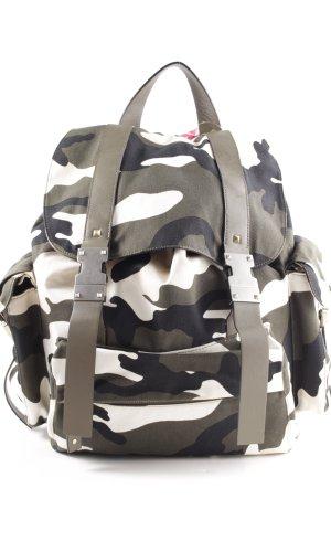 "Valentino Trekking-Rucksack ""Rockstud Backpack Olive/Multi"""