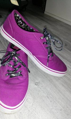 Vans Zapatos brogue violeta