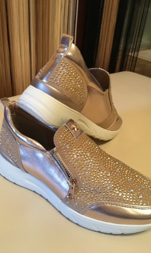 291 Venice Heel Sneakers gold-colored