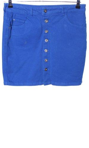 Vero Moda Spijkerrok blauw casual uitstraling