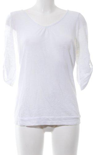 Vero Moda Lange blouse wit casual uitstraling