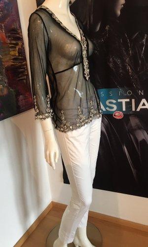 Vero moda Shirt Laces bohemian style Stickerei small