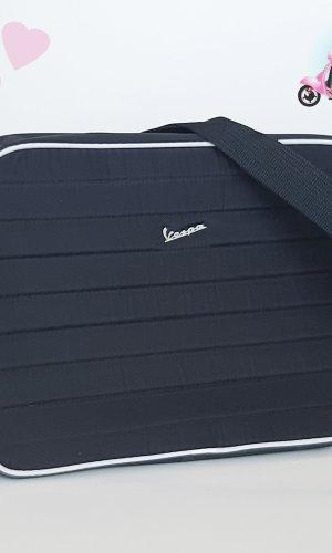 Laptoptas zwart Nylon