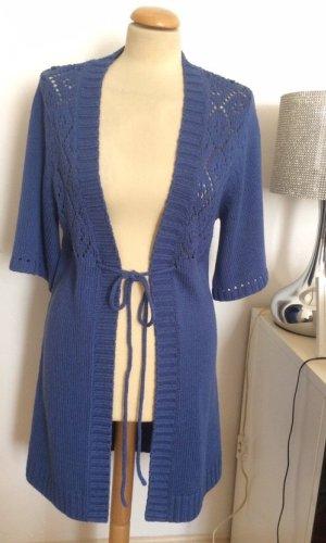Via Appia Knitted Coat multicolored