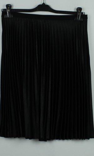 Vince Camuto Jupe à plis noir polyester