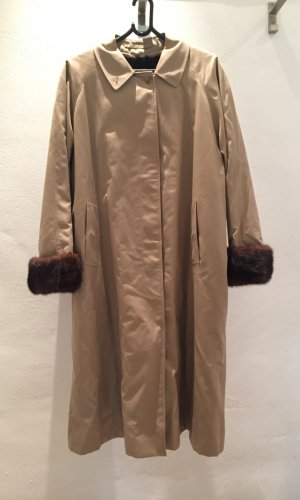 Vintage Trenchcoat - Nerzmantel