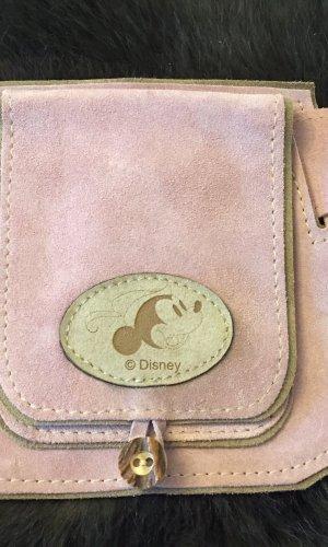 Disney Traditional Bag rose-gold-coloured-light pink suede