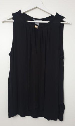 H&M Waterval shirt zwart