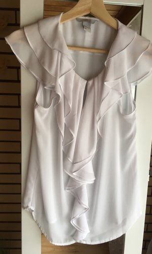 H&M Waterval shirt wit