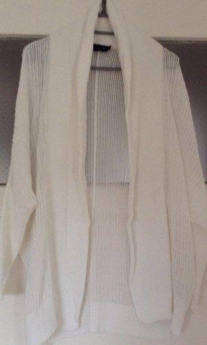 weiße Grobstrickjacke von Liebeskind in Größe S/36