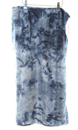 Wikkelrok batik patroon casual uitstraling