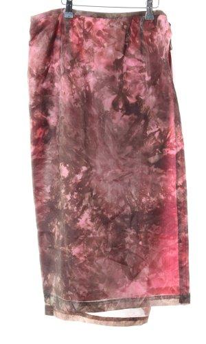 Wikkelrok batik patroon extravagante stijl