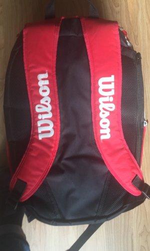 Wilson Sports Bag red-black